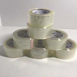 SEVEN 110 YD 330 ft Packing/Shipping Tape